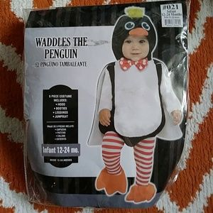 Waddles the Penguin Costume
